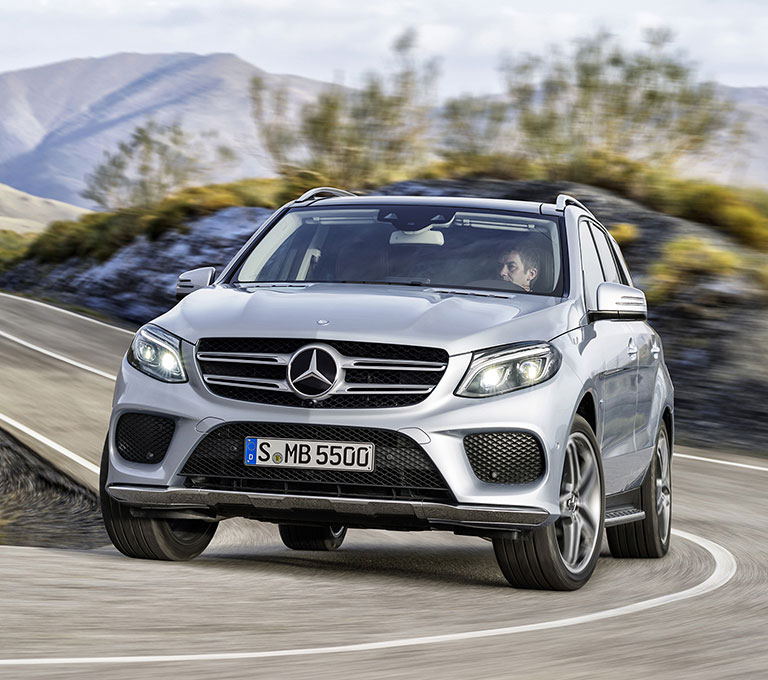 2016 Mercedes Benz Gle Coupe Suspension: The Mercedes Life In WNY