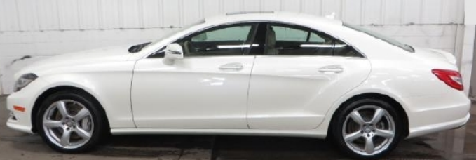IP1820 2014 Mercedes Benz CLS550 4MATIC