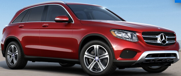 First Arrivals Of The 16 Mercedes Benz Glc The Mercedes